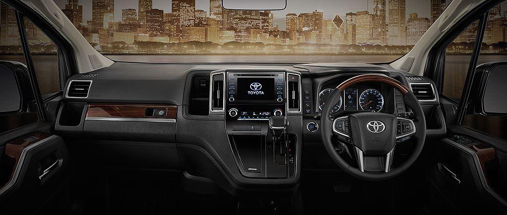 MPV Toyota MAJESTY hoàn toàn mới ra mắt, giá bán từ 1,28 tỷ đồng - Hình 5