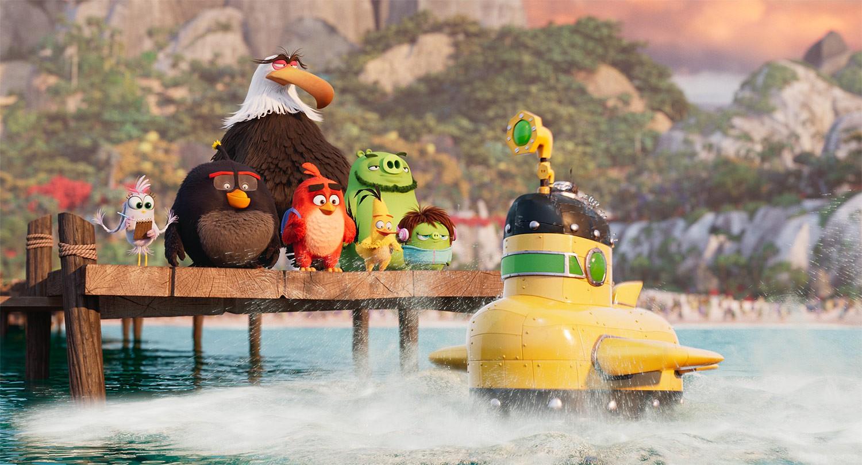Nếu nghĩ Angry Birds 2 chỉ toàn tiếng cười thì sai rồi nhé! Bạn sẽ thấy nhiều điều đáng học hỏi từ đội quân Chim-Heo này đó! - Hình 3