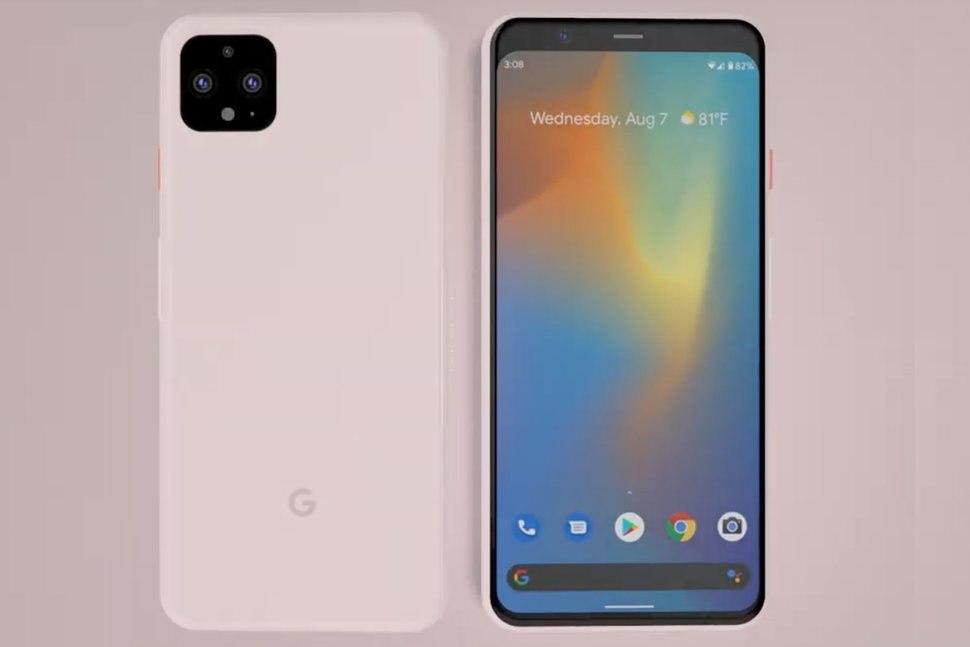 Ngắm nhìn trọn vẹn thiết kế Google Pixel 4 qua video mới - Hình 1