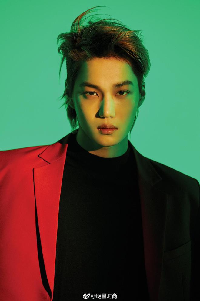 Nhóm nhạc siêu khủng được coi là biệt đội Avenger của ông trùm Lee Soo Man: 7 nam thần xuất chúng nhất SM góp mặt là ai? - Hình 12