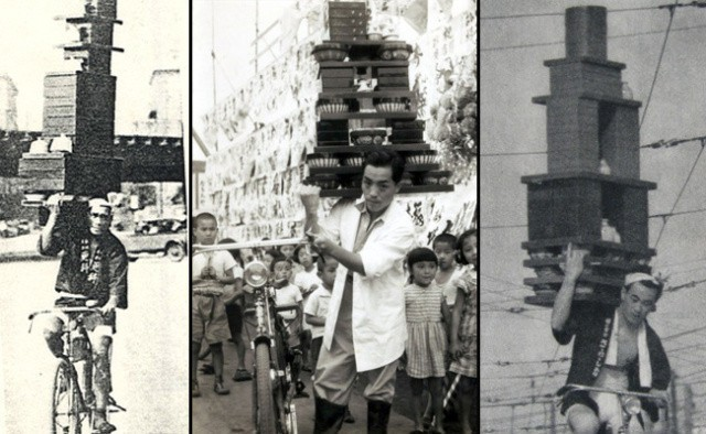 Shipper Nhật Bản gần 100 năm trước chất nhất quả đất - Hình 2