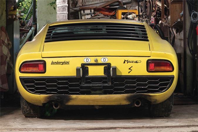 Siêu xe Lamborghini Miura bỏ xó rao bán 27,68 tỷ đồng - Hình 2