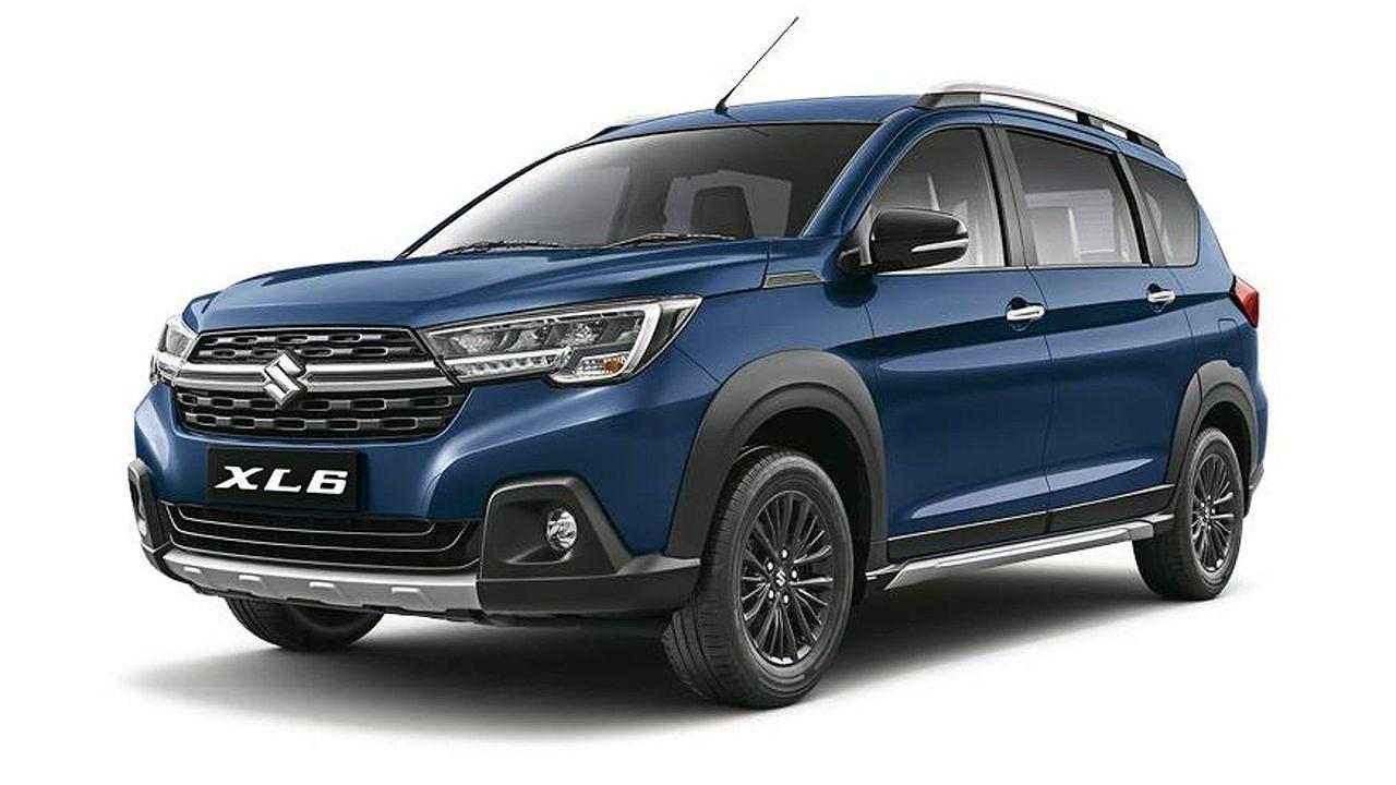 Suzuki XL6, xe MPV 6 chỗ giá từ 318 triệu đồng tại Ấn Độ - Hình 5
