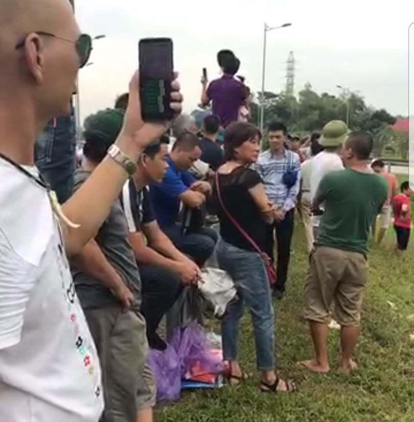 Thực nghiệm vụ xe container đâm xe Innova đi lùi trên cao tốc Thái Nguyên - Hình 6