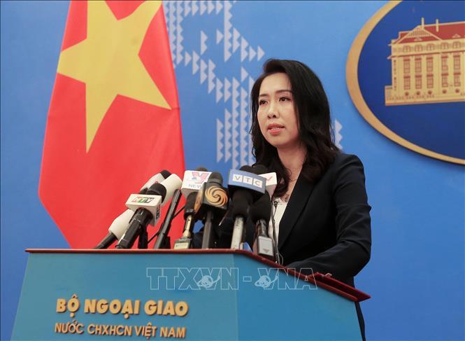 Yêu cầu Trung Quốc chấm dứt ngay vi phạm, rút toàn bộ tàu ra khỏi vùng đặc quyền kinh tế của Việt Nam - Hình 1