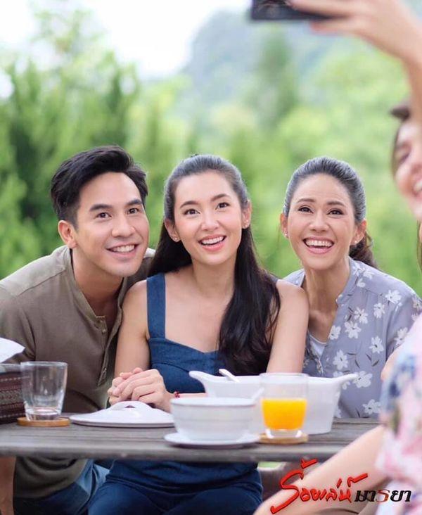 5 phim truyền hình của channel 3 nửa cuối 2019: Toàn siêu phẩm với dàn diễn viên hàng đầu của Thái Lan - Hình 5