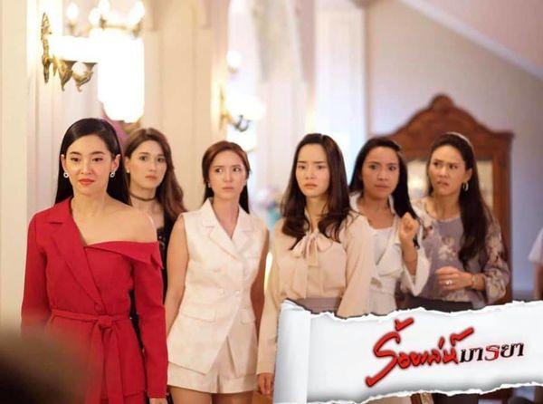 5 phim truyền hình của channel 3 nửa cuối 2019: Toàn siêu phẩm với dàn diễn viên hàng đầu của Thái Lan - Hình 4