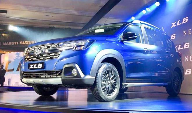 6 điểm khác biệt trên 'tân binh' Suzuki XL6 so với 'đàn anh' Ertiga - Hình 2
