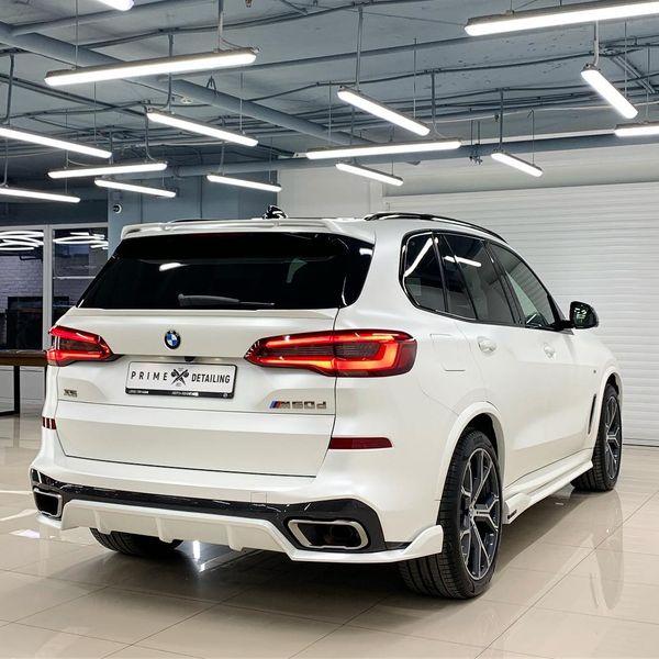 BMW X5 thế hệ mới bảnh trai hơn nhờ bodykit của hãng độ Nga - Hình 3