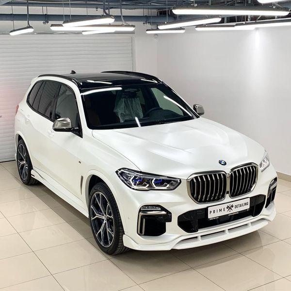 BMW X5 thế hệ mới bảnh trai hơn nhờ bodykit của hãng độ Nga - Hình 1