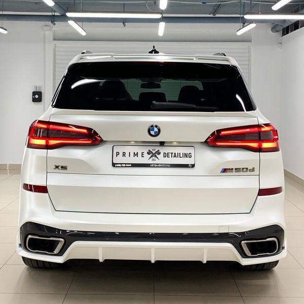 BMW X5 thế hệ mới bảnh trai hơn nhờ bodykit của hãng độ Nga - Hình 5