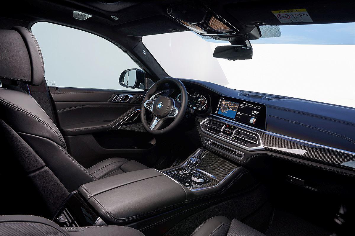Chi tiết SUV Coupe BMW X6 2020 thế hệ mới vừa trình làng - Hình 18