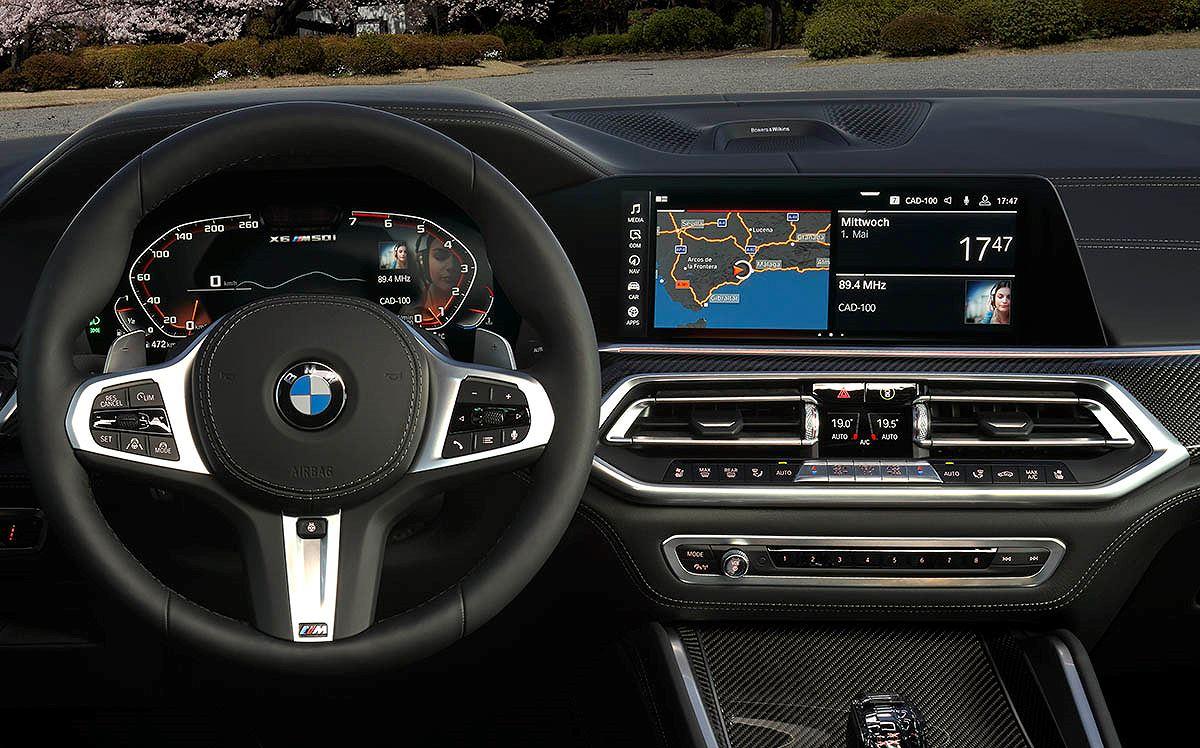 Chi tiết SUV Coupe BMW X6 2020 thế hệ mới vừa trình làng - Hình 20