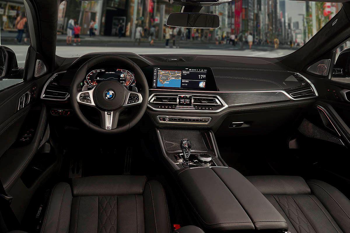Chi tiết SUV Coupe BMW X6 2020 thế hệ mới vừa trình làng - Hình 19
