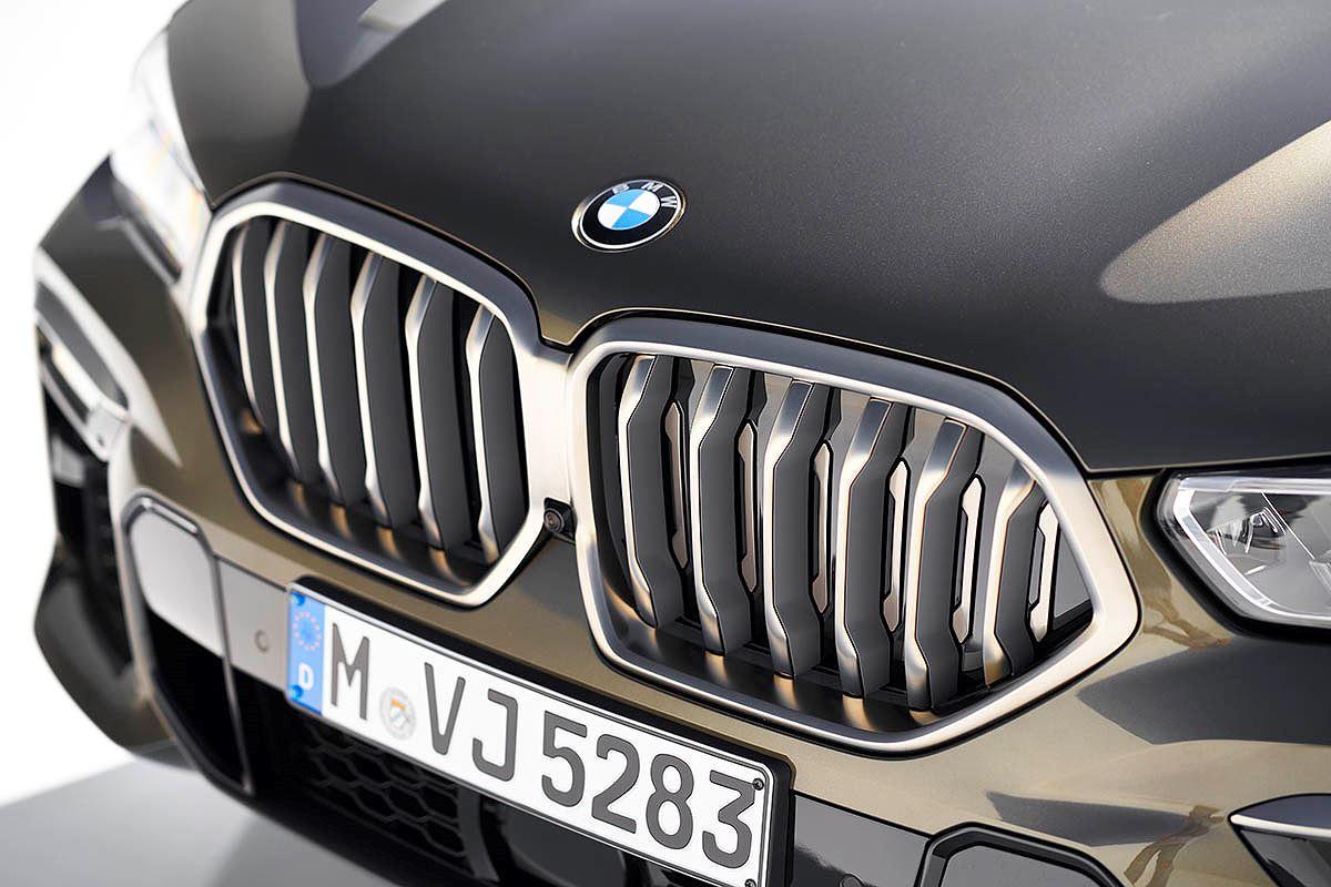Chi tiết SUV Coupe BMW X6 2020 thế hệ mới vừa trình làng - Hình 14