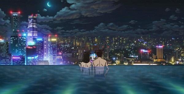 Conan: Cú đấm sapphire xanh: Phá án đã giỏi, Conan nay còn biết ghen tuông vì gái đẹp - Hình 8