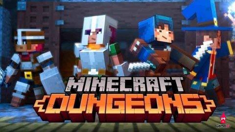 [Gamescom 2019] 13 phút gameplay của Minecraft: Dungeons, con lai giữa Minecraft và Diabo - Hình 1
