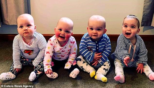 Bất chấp lời khuyên của bác sĩ để giữ lại cả 4 thai, bà mẹ phải đối mặt với những khủng hoảng hạnh phúc sau sinh - Hình 11