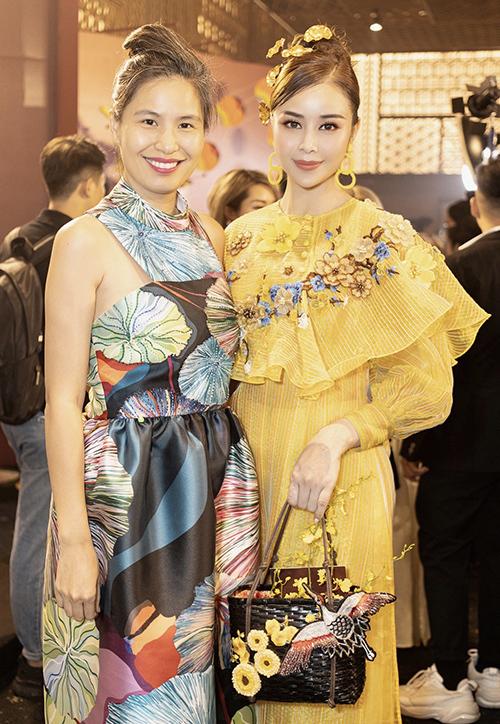 Hoa hậu Sella Trương hóa tiểu thư cổ điển - Hình 5