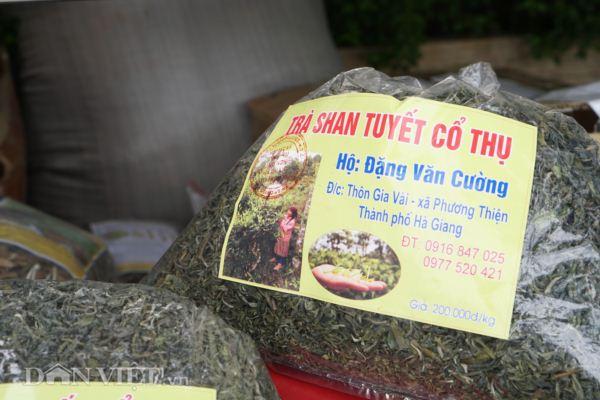 Hội Nông dân Hà Giang đưa đặc sản cao nguyên đá về Thủ đô - Hình 7