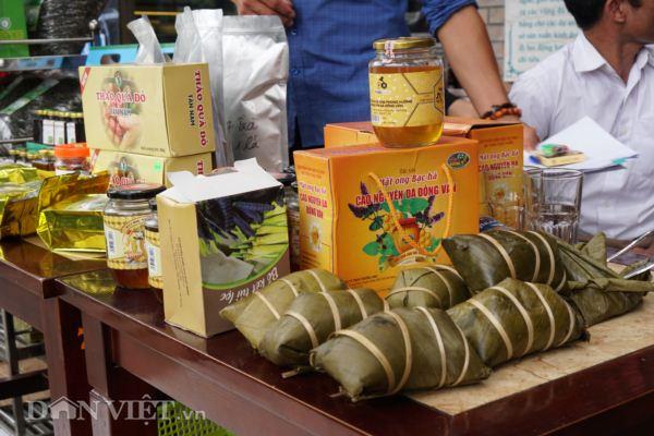 Hội Nông dân Hà Giang đưa đặc sản cao nguyên đá về Thủ đô - Hình 5