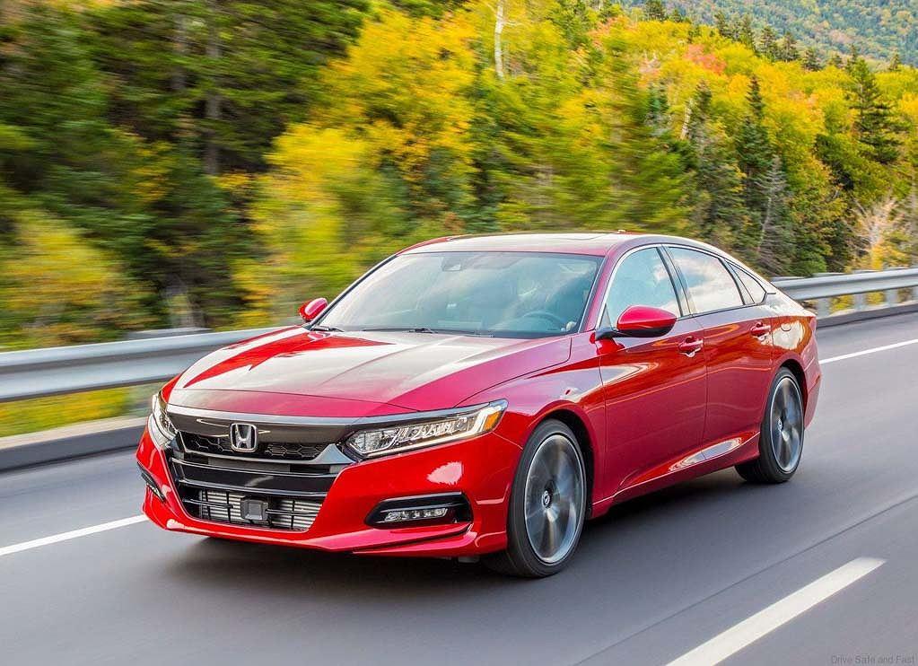 Honda Accord 2019 thế hệ mới sắp ra mắt Việt Nam - Hình 3