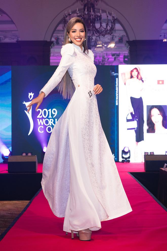 Khả Trang khoe sắc vóc chuẩn siêu mẫu tại Hàn, nhận được vinh dự mà nhiều mỹ nhân mơ ước - Hình 4