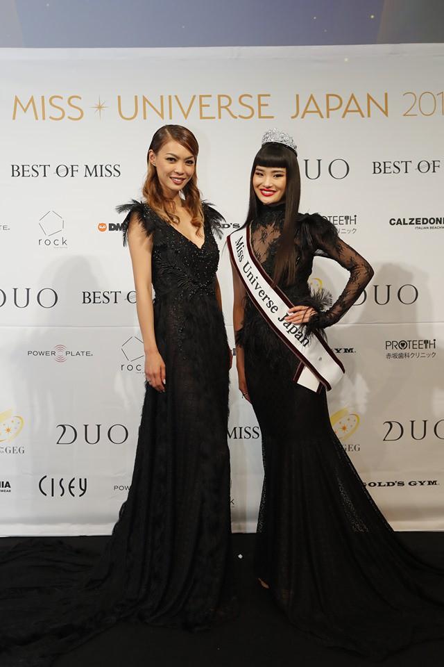 Lộ diện thêm đối thủ từ Nhật Bản của Hoàng Thùy tại Miss Universe 2019: Nụ cười thân thiện nhưng nhan sắc vẫn bị bàn cãi! - Hình 9
