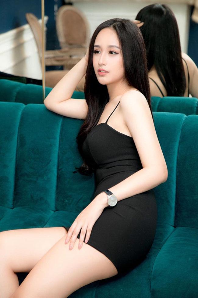 Mai Phương Thúy tiết lộ mẫu váy gây sát thương đàn ông - Hình 5