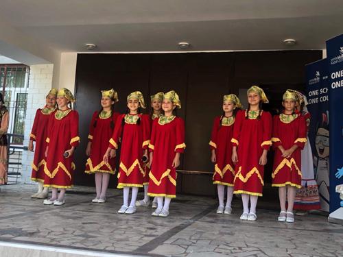 Một trường học - một quốc gia: Kết nối các trường học tại Kazan với thí sinh các nước tham dự WorldSkills 2019 - Hình 2