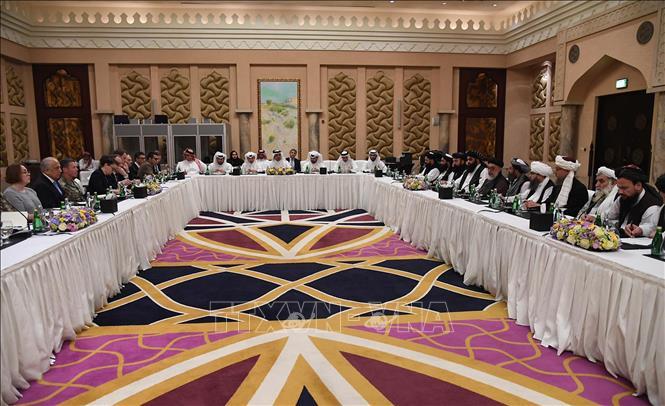 Mỹ và Taliban tiến hành vòng đàm phán thứ 9 - Hình 1