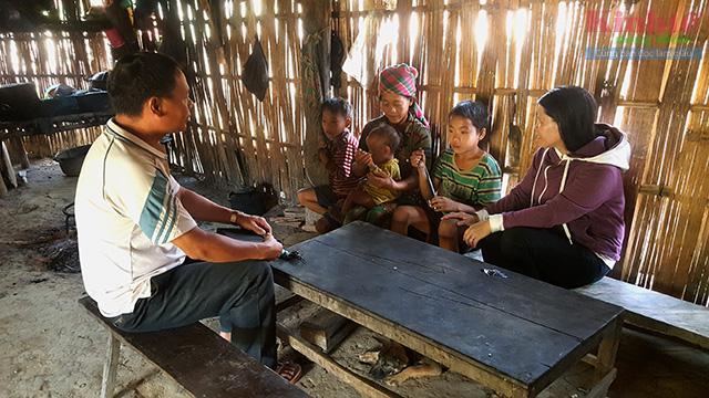 Nhiều trẻ em người Mông ở Krông Bông không được đến trường: Vì sao? - Hình 1