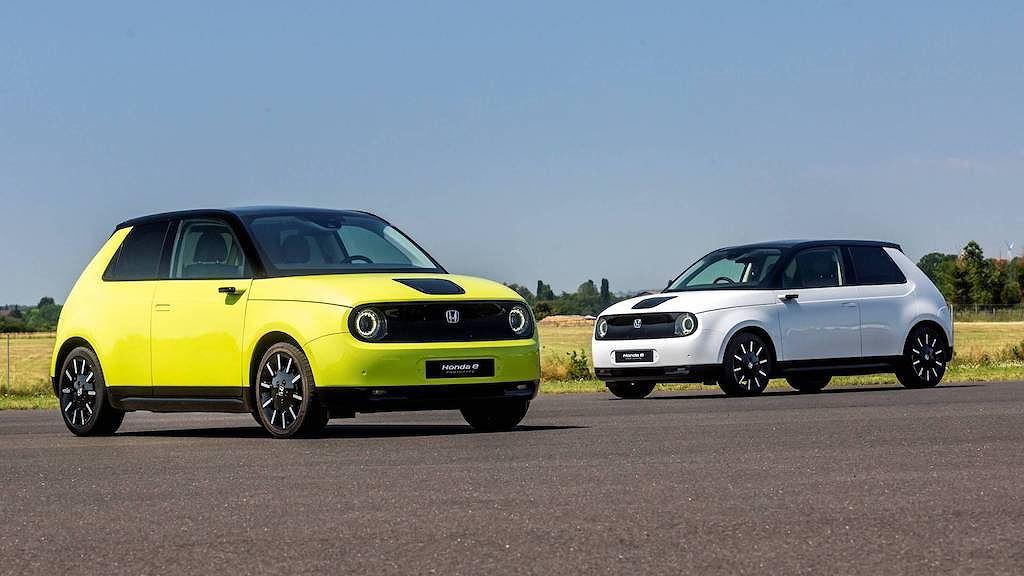 Nhỏ cỡ Ford Fiesta, xe điện Honda e lại mạnh ngang Hyundai Elantra 2.0! - Hình 1