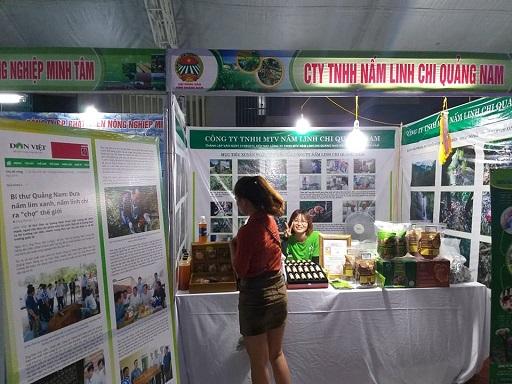 Quảng Nam: Mê mẩn với nông sản ngon tại hội chợ nông nghiệp - Hình 8