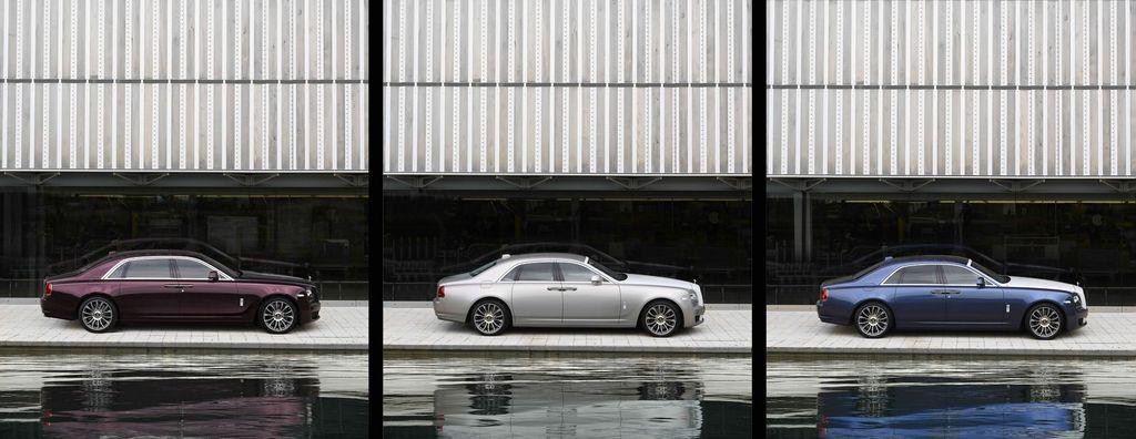 Rolls-Royce Ghost Zenith Collection - Siêu phẩm Anh Quốc với số lượng giới hạn chỉ 50 chiếc trên toàn thế giới - Hình 1