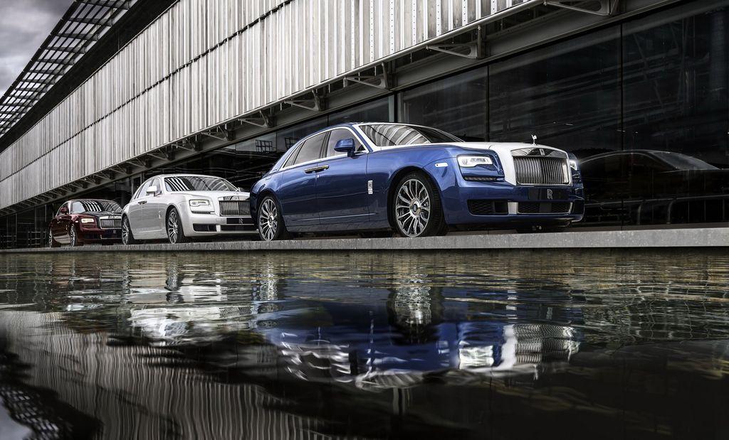 Rolls-Royce Ghost Zenith Collection - Siêu phẩm Anh Quốc với số lượng giới hạn chỉ 50 chiếc trên toàn thế giới - Hình 2
