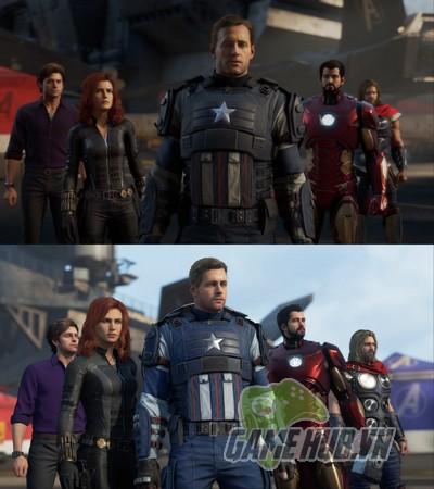 Sau tất cả, tạo hình các siêu anh hùng trong Game Avengers đã ... bớt xấu đi một chút - Hình 2