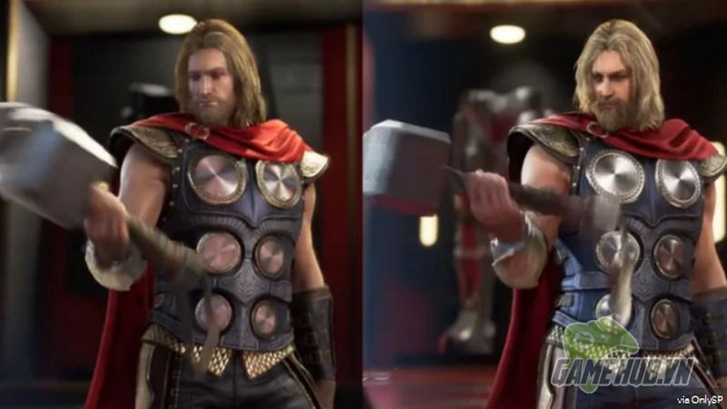 Sau tất cả, tạo hình các siêu anh hùng trong Game Avengers đã ... bớt xấu đi một chút - Hình 3