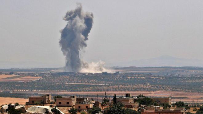 Số phận Thổ Nhĩ Kỳ an bài ở Syria: Liều lĩnh đấu với Nga hay rút lui trong thế ngẩng cao đầu? - Hình 1