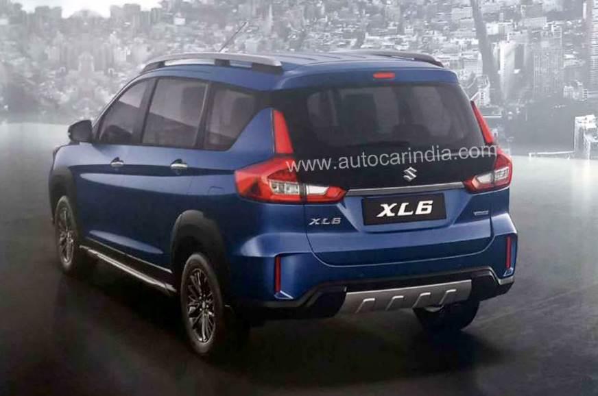 Suzuki ra mắt MPV 6 chỗ XL6 ngon, bổ, rẻ, chỉ hơn 300 triệu đồng - Hình 5