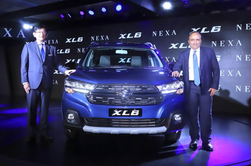 Suzuki ra mắt MPV 6 chỗ XL6 ngon, bổ, rẻ, chỉ hơn 300 triệu đồng - Hình 1
