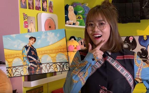 Té ngửa với fan girl MisThy khi lỡ... mặc thử áo của Sơn Tùng M-TP trong MV Hãy trao cho anh và cái kết - Hình 4