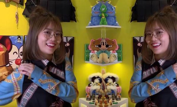 Té ngửa với fan girl MisThy khi lỡ... mặc thử áo của Sơn Tùng M-TP trong MV Hãy trao cho anh và cái kết - Hình 3