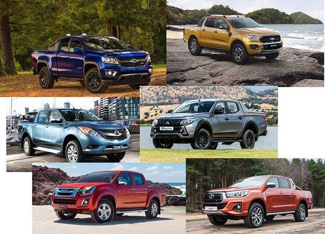6 xe bán tải đang giảm giá mạnh nhất Việt Nam - Hình 2