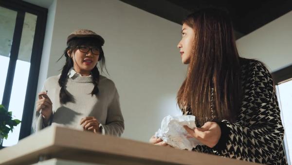 Trailer tập 11 Mỹ nhân chiến: Quỳnh và Khuê bị tố cáo chuyện gian lận giúp các sinh viên thi tiếng Anh - Hình 1