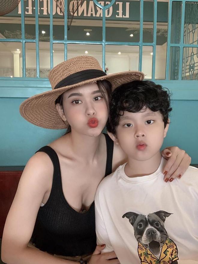 Trương Quỳnh Anh gợi cảm, sống kín hơn sau ly hôn Tim - Hình 8