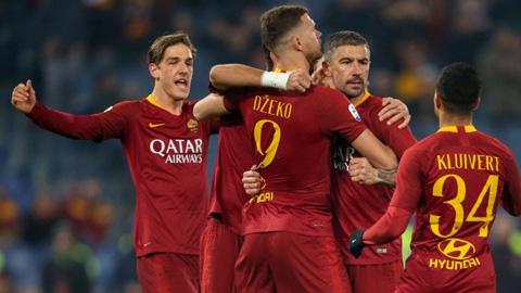 Vòng 1 Serie A: AS Roma và màn chạy đà trước derby - Hình 1