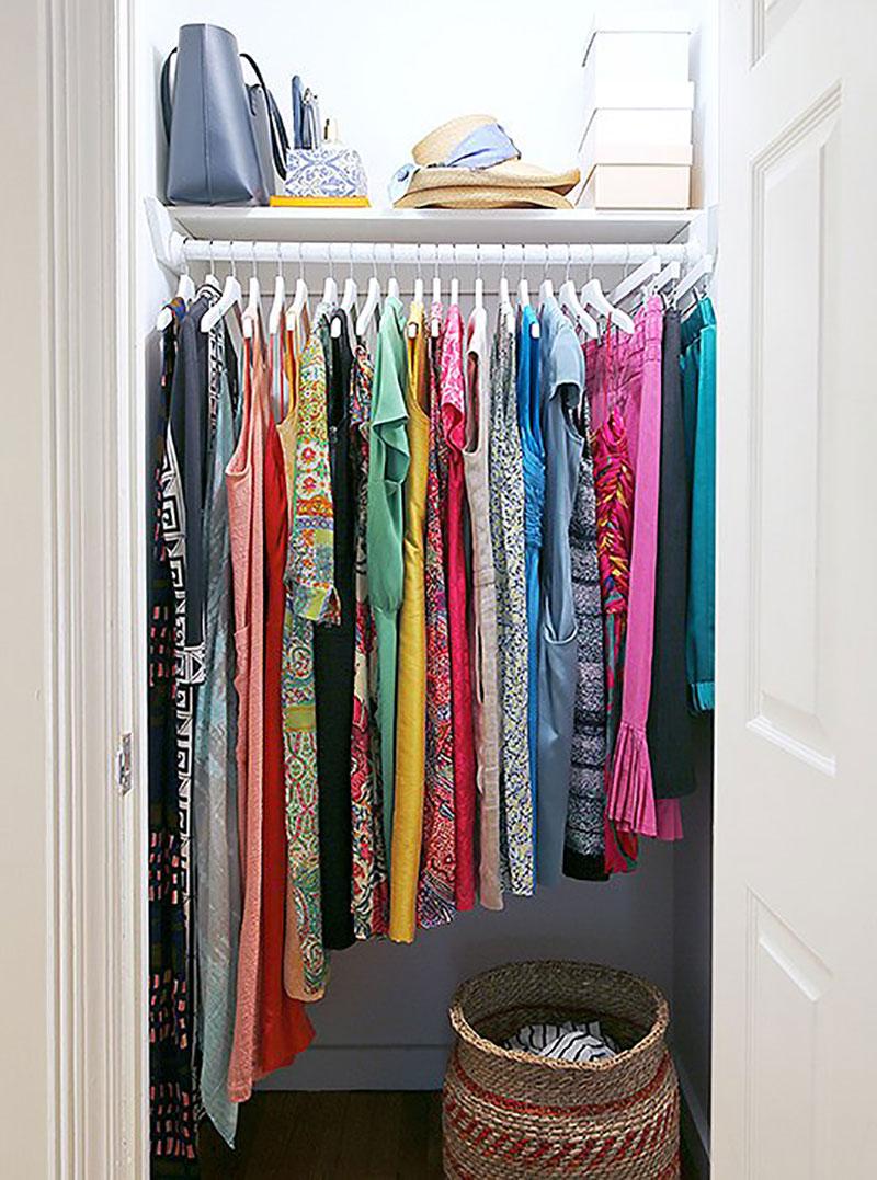 Xây dựng tủ quần áo tinh giản theo triết lý Marie Kondo - Hình 3