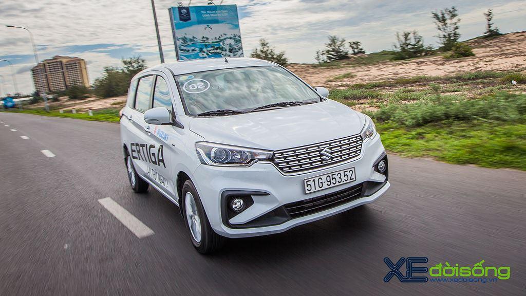 Chính thức ra mắt Suzuki Ertiga 2019, giá bán từ 499 triệu đồng - Hình 8