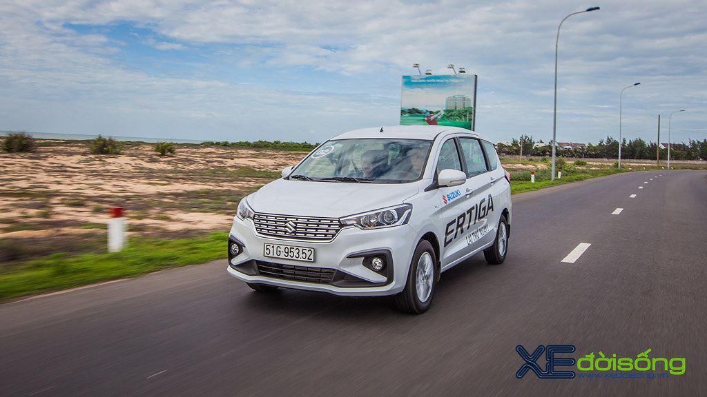 Chính thức ra mắt Suzuki Ertiga 2019, giá bán từ 499 triệu đồng - Hình 2
